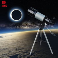Professional Space Astronomical Monocular Telescope with Barlow Lens Eyepiece & Tripod & Moon Filter LJ201117