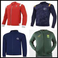 2020 Galler Ceket Rugby İskoçya Güney Afrika Ceket Jersey İrlanda Rugby Ceket Jersey Galce Eğitim Formaları