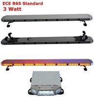 Экстренные огни ECE R65 3 Reoof Mount Recovery Truck Beacon Lightbar Leed Awel Award Flash Strobe Bar Light1