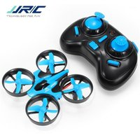 Drones JJRC H36 RC Mini Drone Mikro Quadcopters 2.4G 6 Eksen ile 3D Çevirme Başsız Mod Bir Anahtar Dönüş Helikopter Toy1