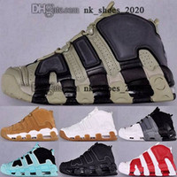 5 12 35 More Uptempos 96 Scottie Pippen size us men shoes basketball eur women sports Sneakers trainers air cheap mens 46 chaussures enfant