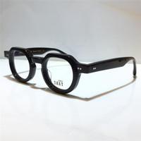 تارت 230 الرجال النساء الكلاسيكية النظارات البصرية مستطيل التيتانيوم لوح إطار نظارات بسيطة جو النظارات النظارات الساخن بيع مع حالة ووتش
