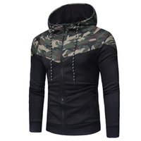 Zogaa 2020 vestes hommes occasionnels manteau hommes manteau veste d'extérieur pull pull printemps manteau sweat sweat à capuche chaude sweat-shirt dropshipping