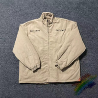 Chaqueta con cremallera Hombres Mujeres 1 Abrigo de la mejor calidad Corduroy Cotton Ropa Streetwear Chaquetas