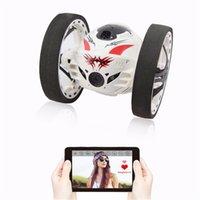 Новый модернизированный отказов трюк RC автомобиль 2. Прыжки Sumo дистанционное управление с Wi-Fi камера Camera Control RC автомобильные игрушки LJ201209