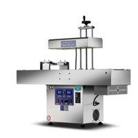 Nueva actualización de la máquina de sellado de lámina de aluminio Inducción electromagnética Inducción continua Función rápido Trabajo rápido de plástico de la máquina de sellado de la tapa del vidrio