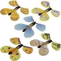 Волшебные реквизиты летающие бабочка смена с пустыми руками свобода бабочек бабочек колдовства приложки колдовства Z1128
