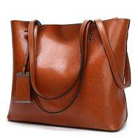 HABP borsa casual tote borse a tracolla Borsa a tracolla Messenger Borsa Borsa New Designer Borsa di alta qualità Simple Retro Fashion Adatta Signora Alta Capacità