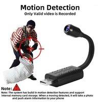 كاميرات المناظير مراقبة الفيديو اللاسلكية wifi مصغرة كاميرا IP USB HD P2P CCTV SD بطاقة سحابة التخزين الذكية AI الكشف البشري 1