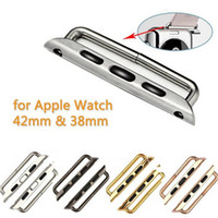 In Stock Stainless Steel Adapter for Apple Watch 38mm 40mm 4...