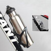 زجاجات المياه أقفاص الرياضة في الهواء الطلق الدراجات دراجة دراجة زجاجة حامل البلاستيك رف حاملي الجبل