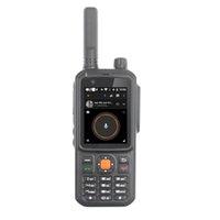 Walkie Talkie 2021 4G LTE POC شبكة راديو MTK MT6737WM 1G RAM 8G ROM GPS وظيفة Moblie Phone Work with Zello Partplication