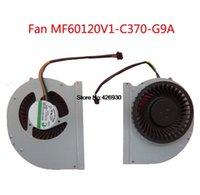 Laptop-Kühlkörper-CPU-Fan für Latitude E6430 MF60120V1-C370-G9A 09C7T7 9C7T7 MF60120V1-C360-G9A 00xDK0 0xDK0 und Kühlkörperfan