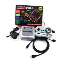 621 Oyunlar Konsol Çocukluk Retro Mini Klasik 4 K TV HDMI 8 Bit Video Oyunu Konsolu Perakende Kutusu ile El Oyuncu