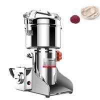 700G / 1000G Café Alimentos secos Molinillo de molino Máquina de molienda Gristmill Inicio Medicina Harina Polvo Crusher Granos220V
