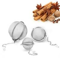 الفولاذ المقاوم للصدأ وعاء الشاي infuser المجال قفل التوابل الشاي الكرة مصفاة شبكة infuser الشاي مصفاة تصفية infusor سريع الشحن
