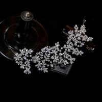 Asnora Luxus Bridal Tiara Hoher Qualität Kronkönig, Hochzeitskrone, Frauenparade Haarband, Gold Tiaras und Kronen Schmuck Y1130