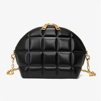HBP حقائب الكتف حقيبة crossbody المرأة حقائب النساء محافظ سوداء حقائب جلدية المحفظة الأزياء fannypack حجم 123-45