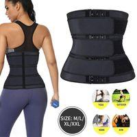 Cintura apoio modelando cinta corset shapewear mulheres black emagrecimento controle thermo thermo cinto shaper shaper treinador timmudim