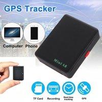 Attività Tracker A8 Mini GSM / GPRS Tracker Global Time GPS Dispositivo di tracciamento GPS con pulsante SOS per auto per bambini Bambini Anziano PIETS Locator Finder Strumento