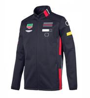 F1 Ventilateur de véhicule hors route Chemise de course Veste Veste Moto Moto Jersey Jersey Sweat à capuche Pull occasionnel