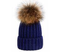 Moda m0ncIerr lüks Bonnet kadınlar Günlük örgü hip hop gorros Ponpon kafatası kapaklar saç top açık bere Kış Kanada erkekleri tasarımcılar