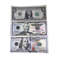 8New dollar simulation simulation paper money party toy game...