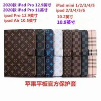 Designer de luxo 2019 novo 2019 2019 iPad 9.7 Air 1/2 Mini 2 3 4 5 Tablet Luxo Stand Smart Cover Case
