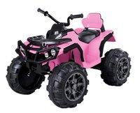 12 V per bambini guidare su ATV per bambini auto elettrica con doppia unità per 3-8 anni 3 colori