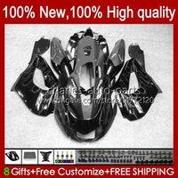 Kit de corps pour Yamaha YZF1000R Thunderace 96 97 98 99 00 01 07 96HC.96 YZF-1000R GREY FLAMES YZF 1000R 1996 1997 1998 1999 1999 2000 2001 Catériel