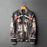 الربيع منفذها سترات أزياء الصينية طويلة باو جاكيتات الرجال سليم صالح كم عارضة معاطف سترة واقية M-3XL