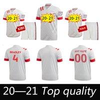 20 21 Toronto FC Soccer Jerseys 10 Pozuelo 17 Altidore Bradley Giovinco Osorio Morrow Custom 2020 2021 Camisa de fútbol para niños adultos