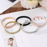 Charm Bracelets Arm Warmer Shirt Sleeve Holder Metal Anti-Slip Elastic Stretch Armband