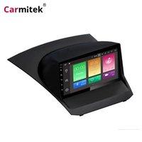 Android 9 Car DVD GPS Player per Fiesta 2009 2010 2011 2012 2013 2014 2021 2021 2021 Automobile Radio Stereo Head Unità navigazione