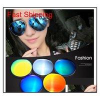 Sonnenbrille Ersatzlinsen R3025 / R3026 / R3447 1.56Resin Spiegel Revo Polarisierte UV400 Sonnenbrillen ersetzen qylxcl dh_seller2010