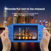 DUAL ROCKER CONTROL 4GB / 8GB 4.3Inch Screen Children Classic Handheld Digital Screen Game Console para niños
