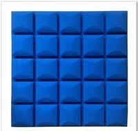 Disolation akustische Beweisdicke Größe Schaum ausgezeichnete Behandlung Sound Panels Studio Sound 5 cm schallisolierung Big 50x50cm bbyjr