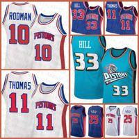 رجل ديريك 25 روز اسيه 11 توماس دينيس 10 رودمان جرانت 33 هيل ديترويتمكبس 2020 202021 جديد كرة السلة جيرسي الجيش الأخضر