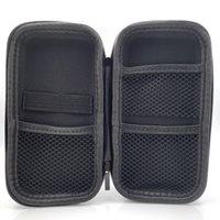 Yeni X6 Fermuar Durumda Çift Ego Evod X6 Çanta Için Stick V8 Vape Kalem 22 Kutu Mod Araçları Kiti Buharlaştırıcı E Sigara Deri Kılıf