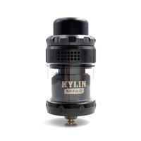 Top Qualität Kylin Mini V2 RTA Zerstäuber 24.4mm Clapton Einzelspule 3ml / 5ml Top Airflow Tank Elektronische Zigarette 510 Thread Vape Mod