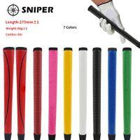 Novo Alta Qualidade PU SC Golf Putter Grip Midsize Putter Grips 7Colors para escolher frete grátis