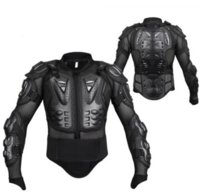 Motorcycle Armor Peito de corpo inteiro proteção contra ombro Jackets Motocross Racing Roupas Terno Moto Riding Protetores Tamanho S-3XL