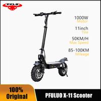 EU-Aktie 2021 Neue Pulluo X-11 Smart Electric Roller 1000w Motor 11 Zoll 2 Wheel Board Hoverboard Skateboard 50km / h Max Geschwindigkeit Off-Road