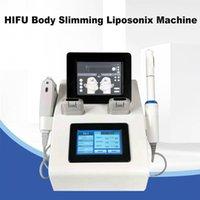 2020 новый липозоникс машина Liposonix похудение липосоникс Hifu 2 в 1 высокая интенсивность сфокусированная ультразвуковая 3D Hifu Beauty Machine CE