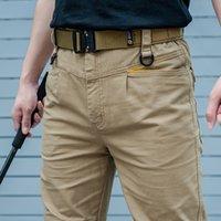 Sektör Yedi IX3 Artı Savaş oyunu Erkekler Taktik Kargo Günlük Ordu Askeri İş Aktif Pantolon Pantolon 201116
