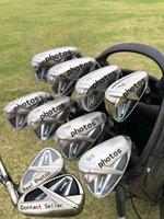 FAST DHL Versand SIM MAX GOLF CLUBS Golf Irons Set 10 Güte aus Stahl / Graphitwelle verfügbar Echte Bilder Kontakt Verkäufer