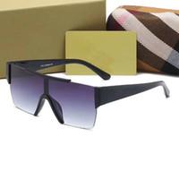 Высокое Качество 830 Солнцезащитные очки Женщины Полузамешные Мужчины Солнцезащитные Очки Goggle Открытые Солнцезащитные Очки Очки Бесплатная Доставка