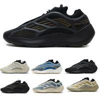 2021 argile brun hommes femmes chaussures de course haute qualité 700 v3 alvah Azael kyanite carclauline azareth sport chaussures de sport viennent avec une boîte