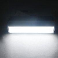 Lámparas solares LED Sensor de movimiento de radar Jardín exterior Luz de seguridad 32/48/60 Lámpara de pared