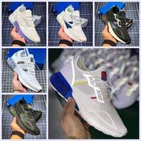 Yeni Orijinaller ZX 2 K Run Mesh Ultra Yaz Moda Koşu Ayakkabıları Kadın Erkek Üçlü Beyaz Siyah Tasarımcı Sneakers 36-45